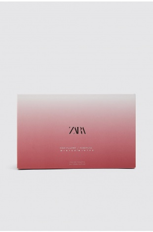 ZARA TUBEROSE WINTER + PINK FLAMBÉ WINTER EDT 100 ML (3,4 FL. OZ).