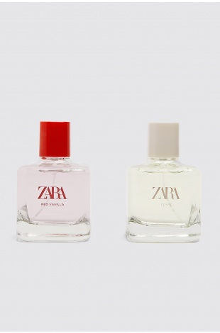 ZARA FEMME EDT 100 ML+KIRMIZI VANİLYA EDT 100 ML (LIMITED EDITION