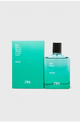MAN SILVER WINTER 100 ML