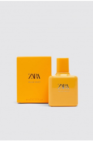 ZARA YELLOW VELVET EDT 100 ML