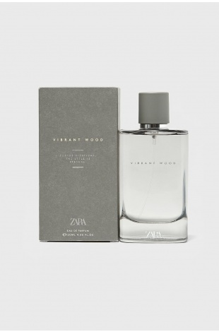 ZARA VIBRANT WOOD EDP 120 ML