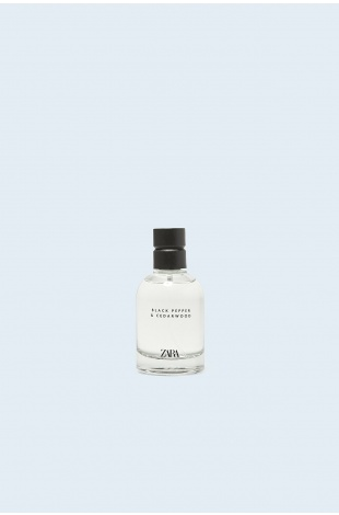 ZARA BLACK PEPPER & CEDARWOOD EDP 80 ML