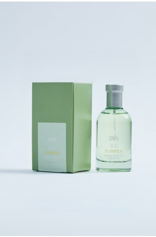 ZARA 8.0 SUMMER EDP 100 ML (3,4 FL. OZ).