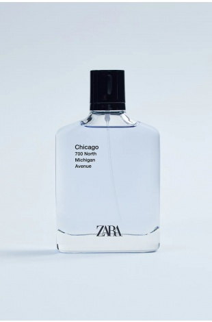 Zara Chıcago 700 North Mıchıgan Avenue Edt 100 Ml Erkek Parfüm
