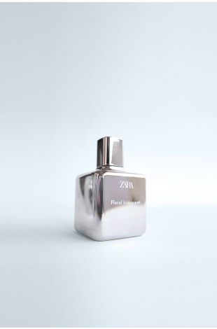 ZARA  FLORAL IRIDESCENT 100 ML