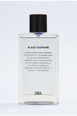 ZARA PLACE DAUPHINE EDP 100ML