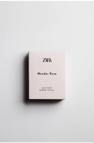 ZARA WONDER ROSE EDT 30 ML (1.0 FL. OZ). KADIN PARFÜM