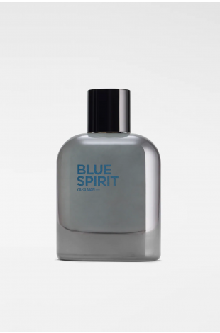 ZARA MAN BLUE SPIRIT EDT 80 ML (2.71 FL. OZ). ERKEK PARFÜM