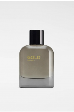 ZARA MAN GOLD EDT 80 ML (2.71 FL. OZ). ERKEK PARFÜM