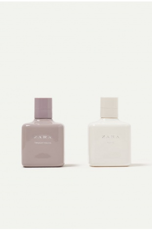 ZARA FEMME 100 ML + ZARA TWILIGHT 100 ML EAU DE TOILETTE